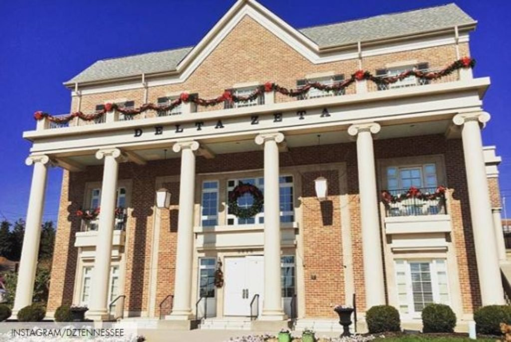 The most expensive sorority houses in America: Delta Zeta sorority house