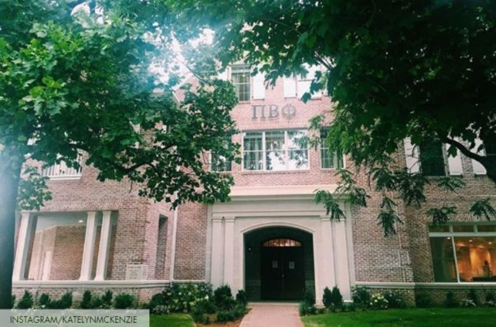 The most expensive sorority houses in America: Pi Beta Phi sorority house