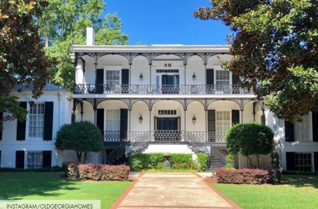 The most expensive sorority houses in America: Phi Mu sorority house