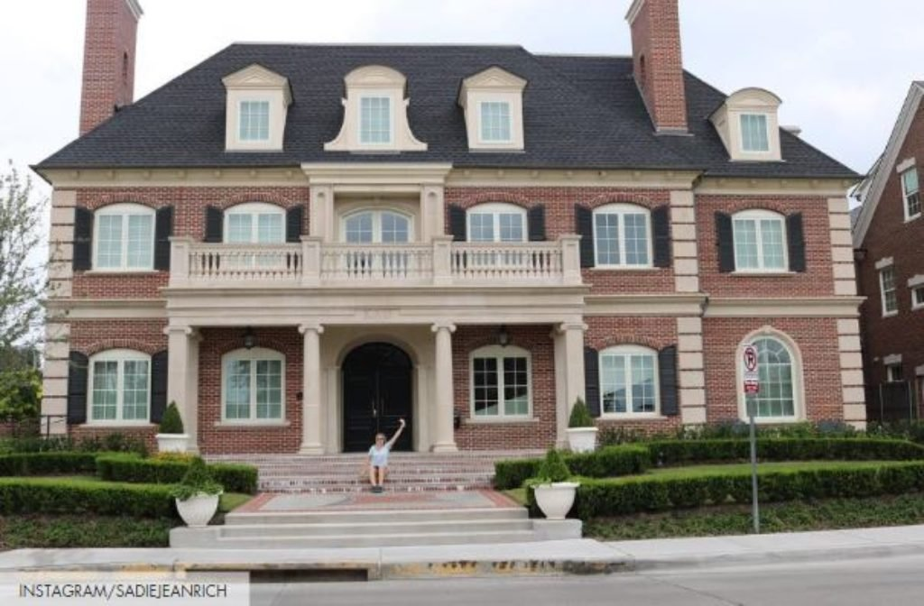 The most expensive sorority houses in America: Kappa Alpha Theta sorority house