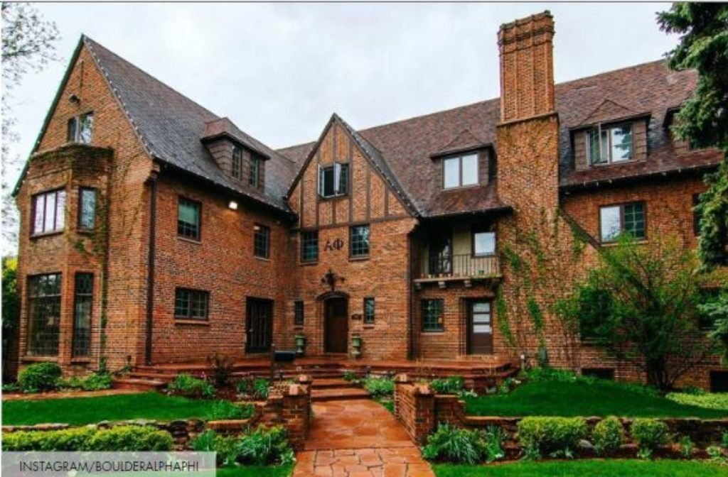 Alpha Phi sorority house