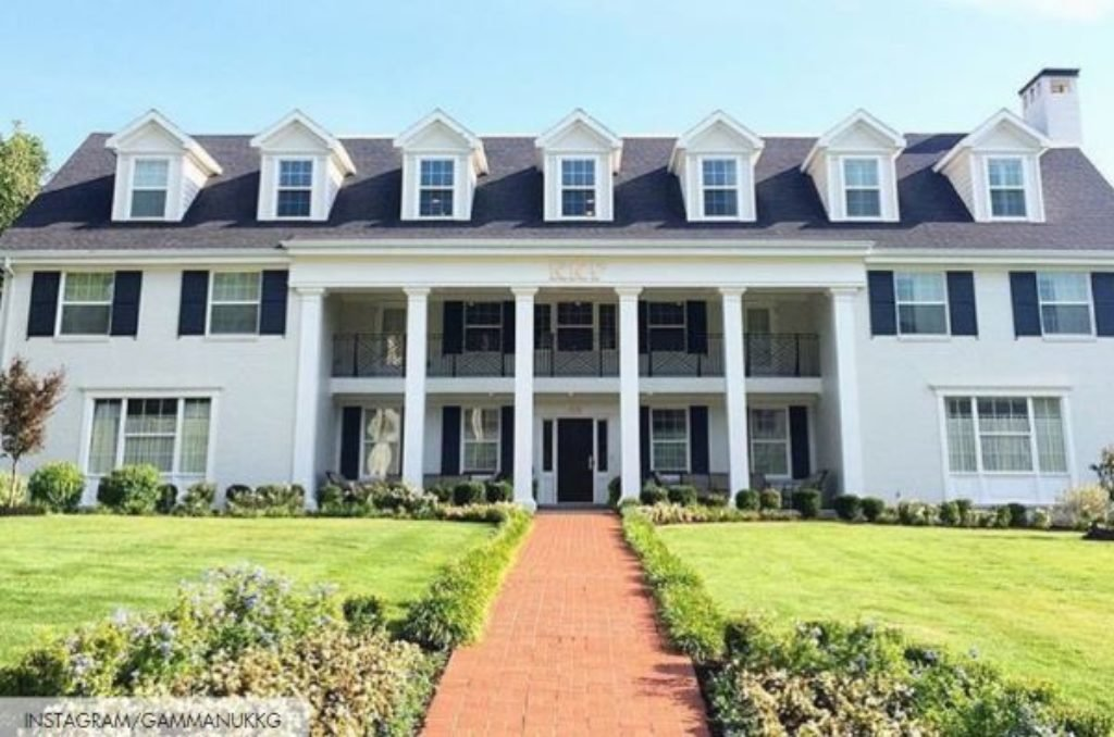Kappa Kappa Gamma sorority house