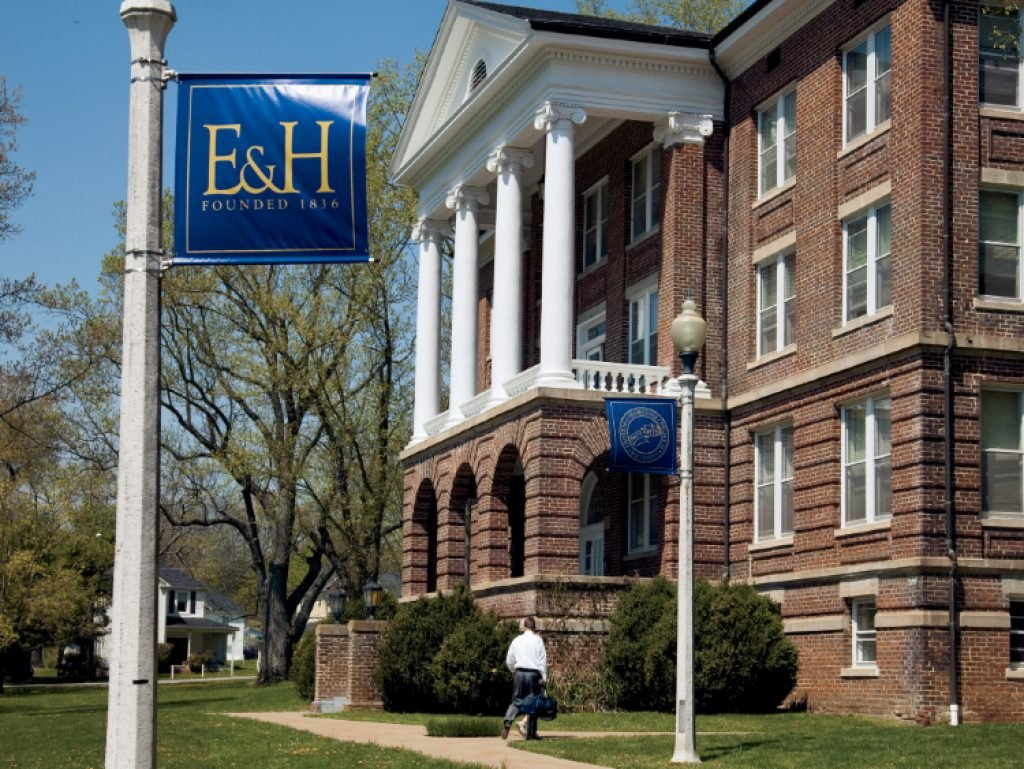 Emory and Henry College in Emory, VA, was built in 1836 and is the oldest college in Southwest Virginia.