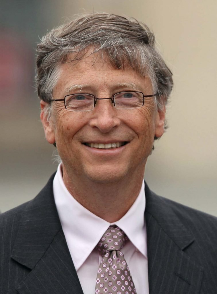 Bill Gates now