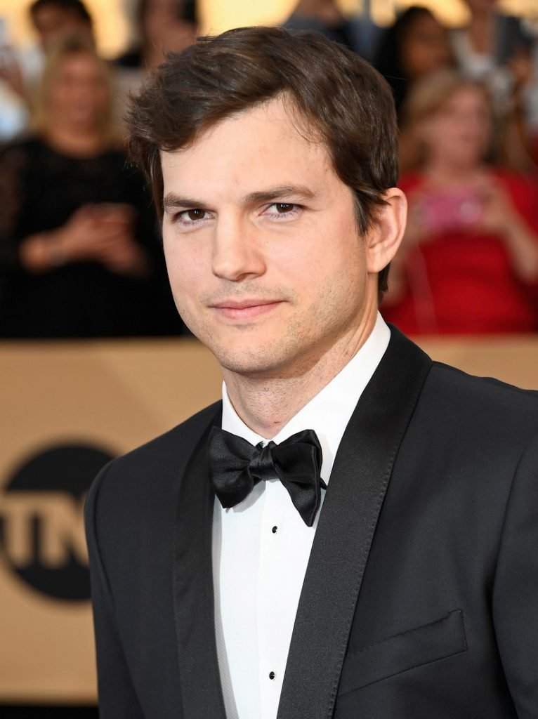 Ashton Kutcher now