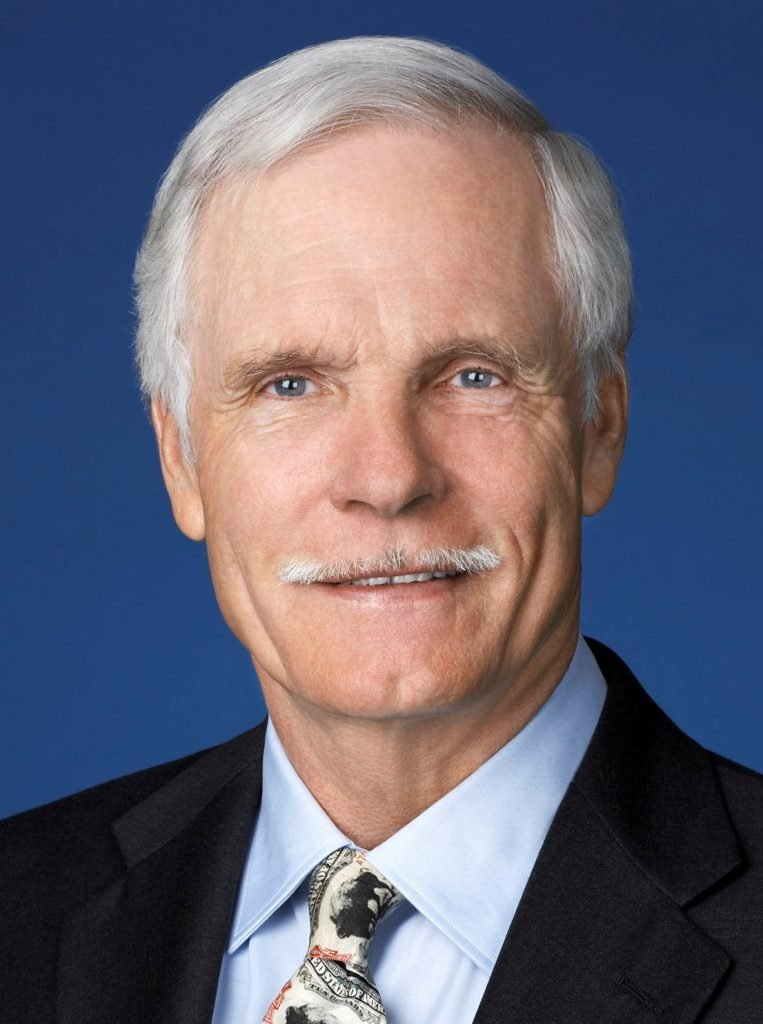 Ted Turner now