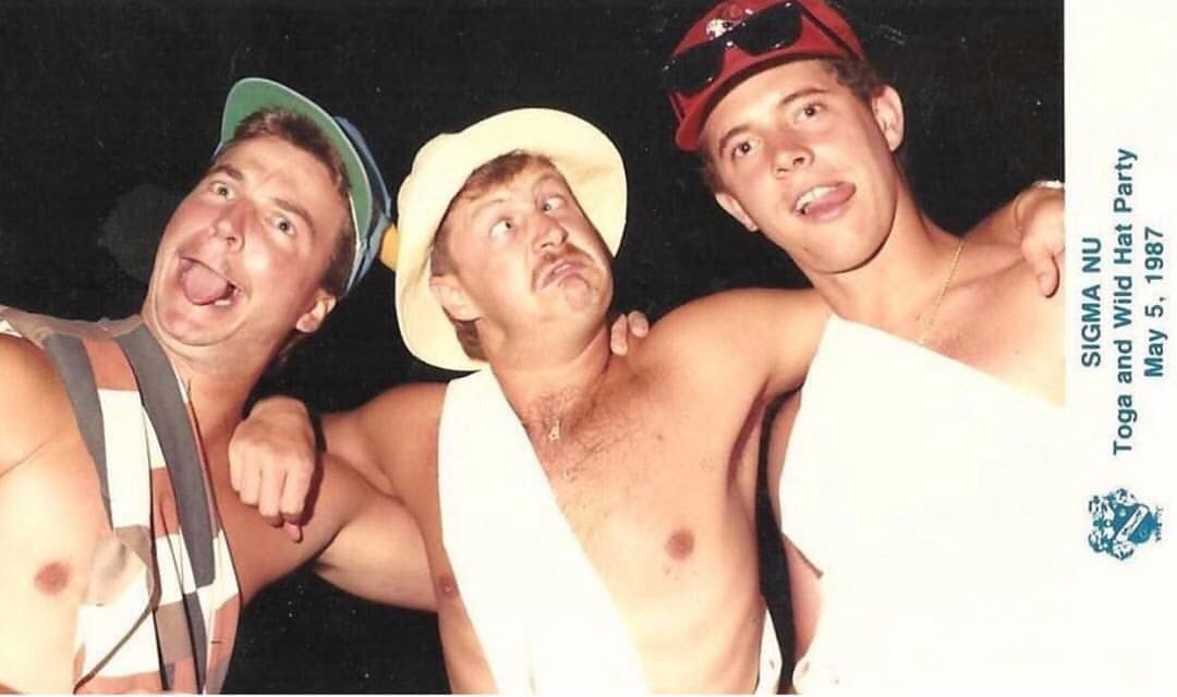Rare Vintage Frat Photos That May Not Be Suitable For All Eyes