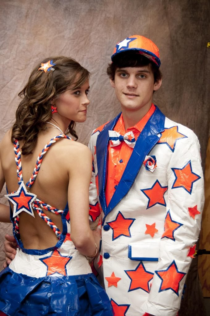 Starry themed Prom