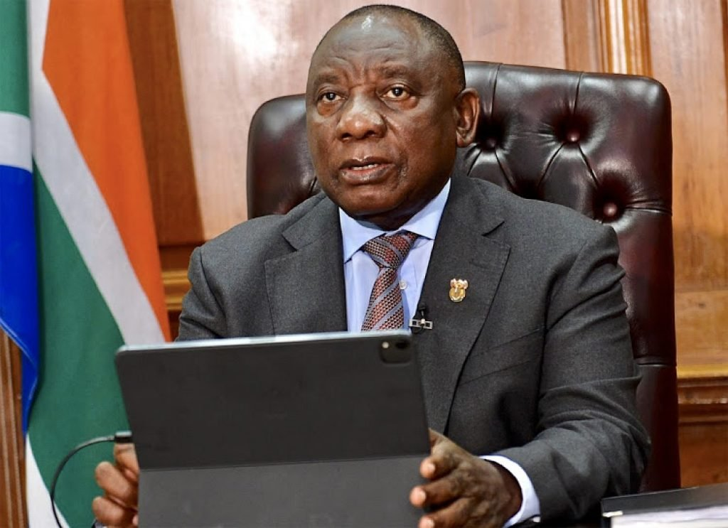 Cyril Ramaphosa, President of South Africa, IQ of 102