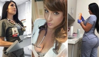 These Nurses Were Caught Acting Naughty On The Job