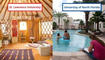 Ranked: The Most Beautiful College Dorms In America