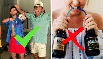 10 Things You Should NEVER Do At A Frat Party