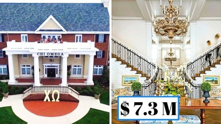 These Are The Most Extravagant Sorority Houses In America