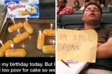 College Pictures That Prove The Struggle Is Real